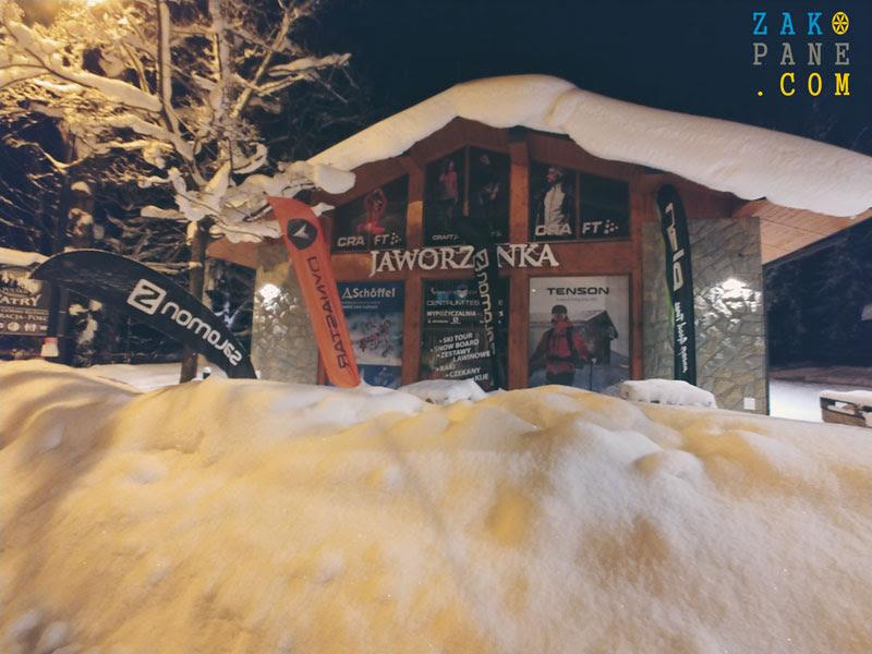 Zima W Zakopanem 2019