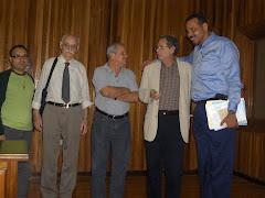 Jornadas de Historia y Religión en la Universidad Católica Andrés Bello, Caracas - Venezuela