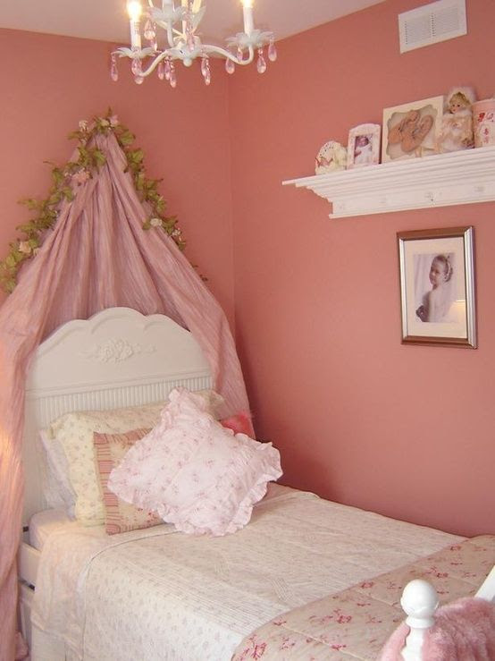 Shabby Chic Children's Rooms : Rooms : Home & Garden