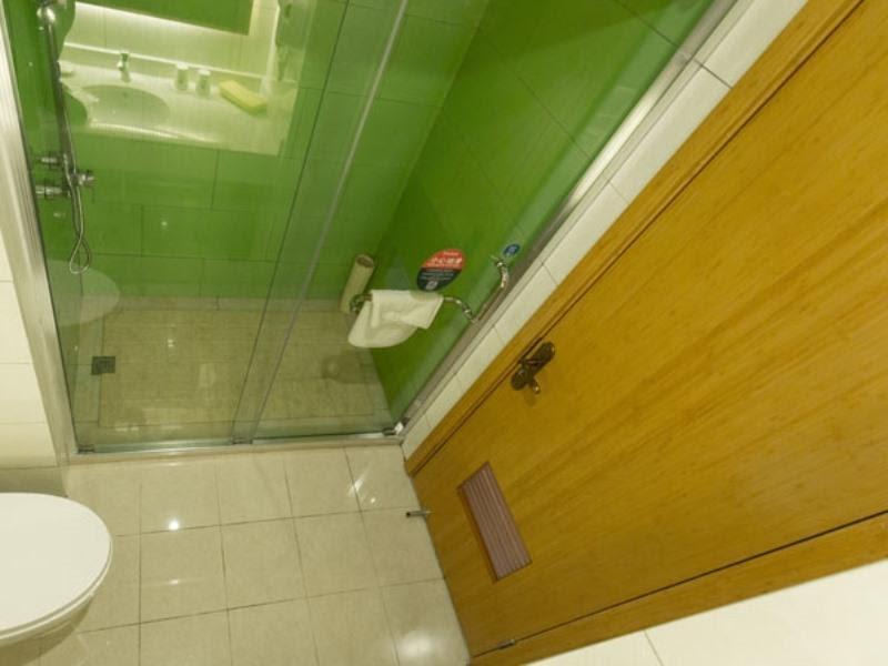 Review GreenTree Inn Maanshan Hanshan District Jiuwu Square Hotel