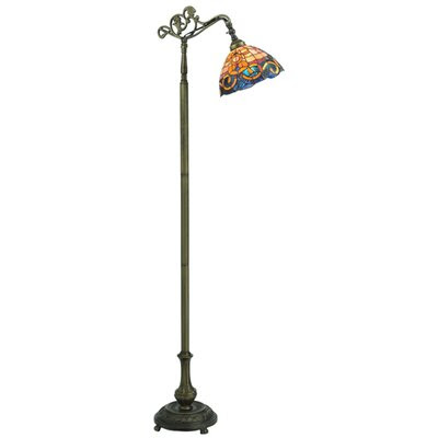 Orange Floor Lamp | Wayfair