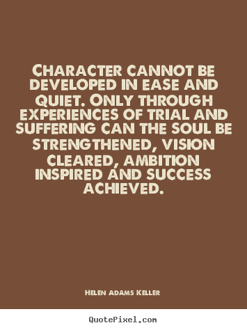 Famous Quotes About Character. QuotesGram