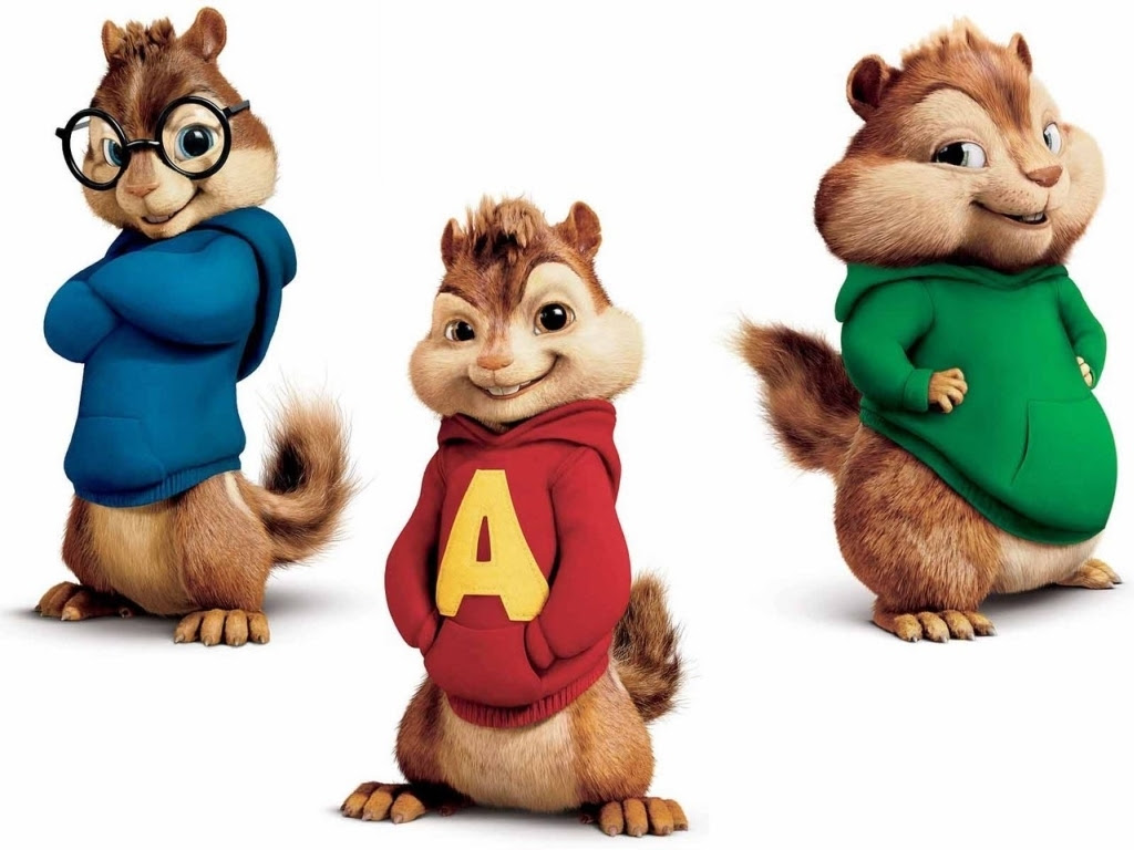 Alvin And The Chipmunks Wallpaper Alvin E Os Esquilos Wallpaper
