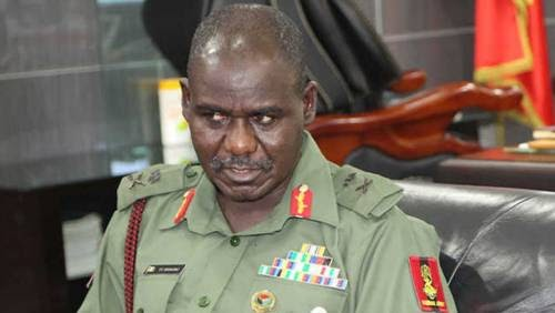 Buratai To Generals: Coup Won't Be Tolerated. Don't Listen To Politicians