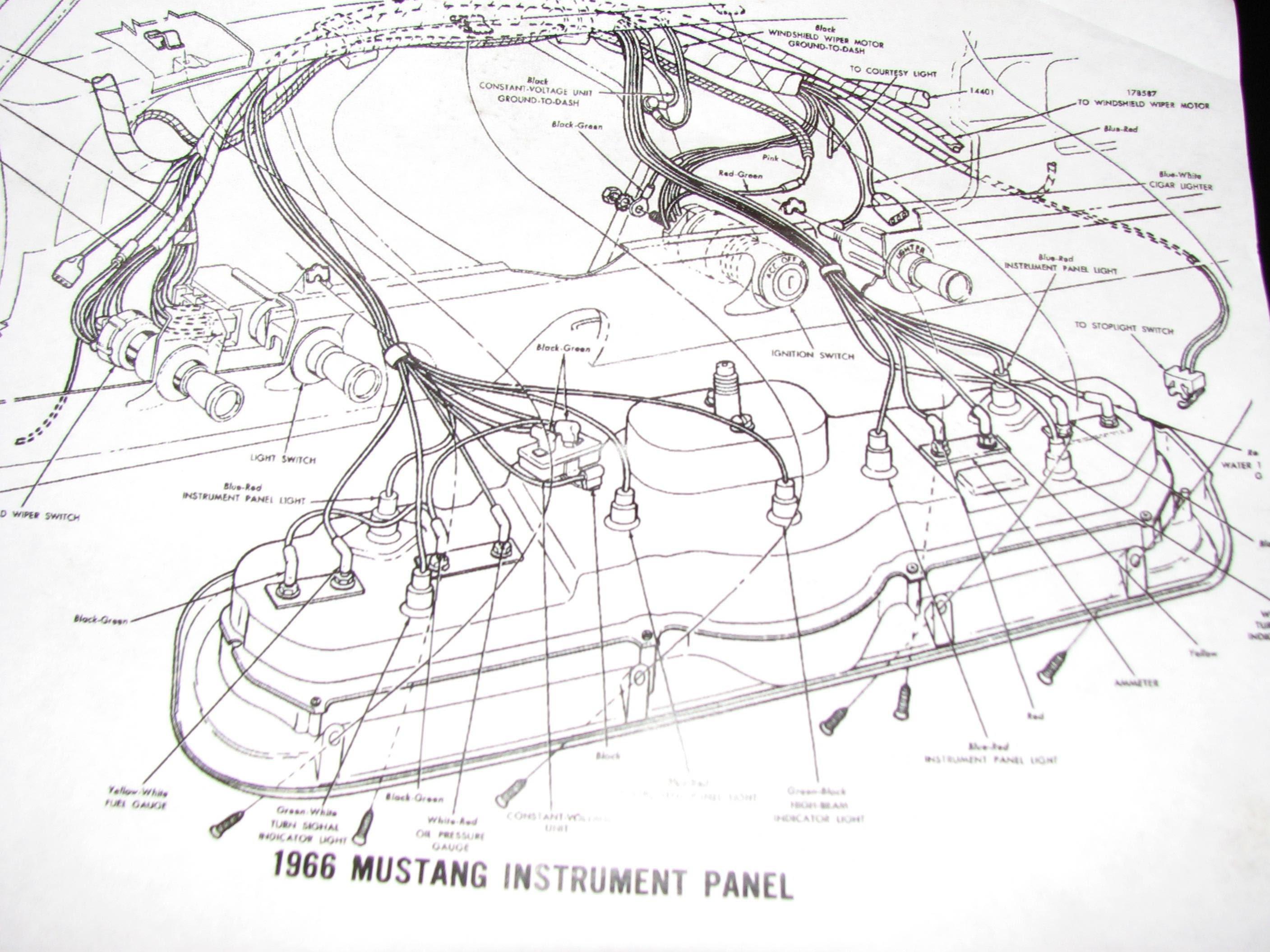 1968 Mustang Instrument Wiring Diagram Clarion Cz100 Wiring Harness Diagram Maxoncb Kankubuktikan Jeanjaures37 Fr
