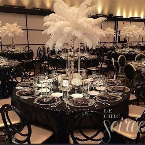 15 glamorous Great Gatsby wedding decorations   Page 9 of