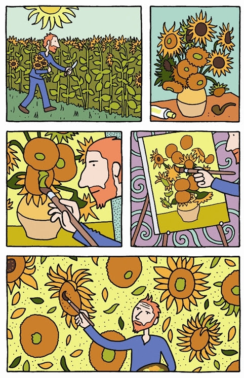 vincent the graphic novel
