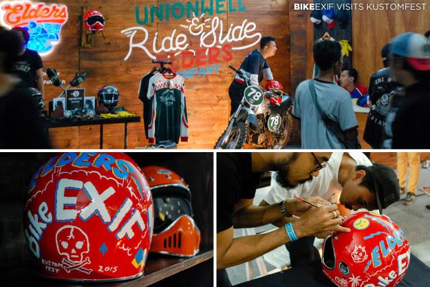 Culture Shock: Bike EXIF Visits Kustomfest  Bike EXIF
