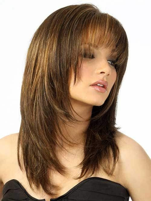 25+ Best Shoulder Length Haircut with Layers 2018-2019 - On Haircuts