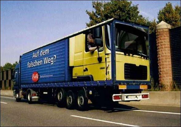 truck ad designs 11 in Funny 3D Truck Ad Designs