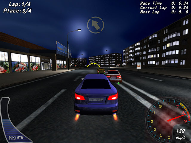 Night Street Racing Screenshot 5