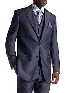 steve harvey blue suit separate coat belk