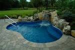 Swimming Pool Design For Small Yards With Modern Swimming Pool ...