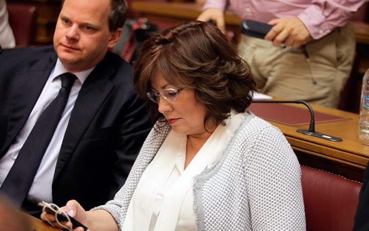 Σπυράκη: Υπουργοί δηλώνουν ότι οι αποκρατικοποιήσεις δεν θα προχωρήσουν