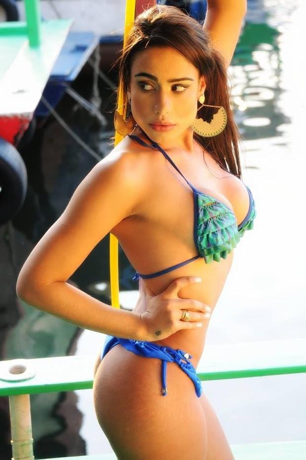 Patricia Jordane (Foto: Wagner Carvalho/Divulgação)