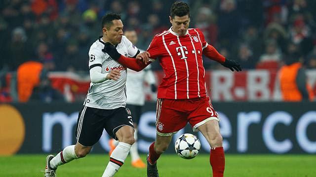 Bayern Münih'in Beşiktaş maçı kadrosu açıklandı
