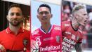Indosport - Ilija Spasojevic, Ricky Tajrin, Nick van der Velden