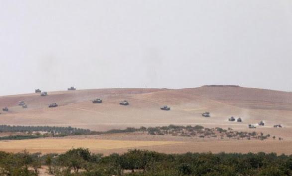 Αποκάλυψη! Γιατί έγινε η εισβολή της Τουρκίας στη Συρία - Τι πρόκειται να συμβεί και πρέπει να ξέρετε