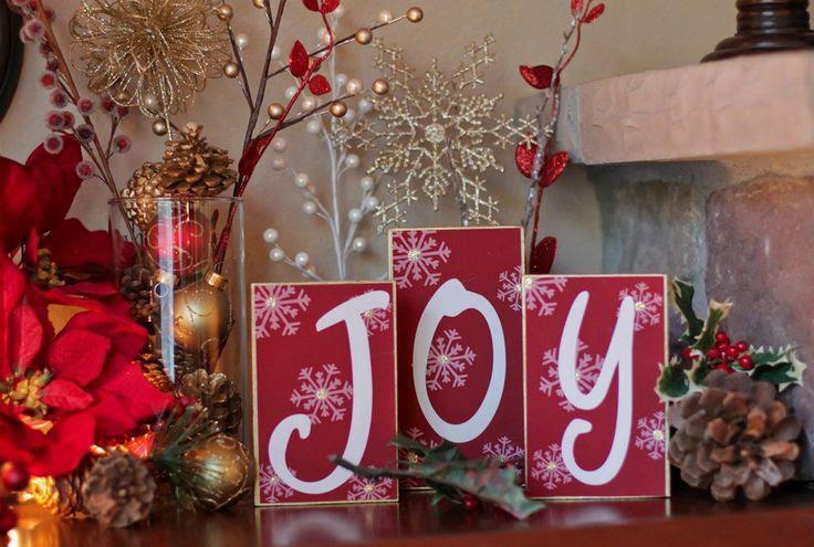 Christmas Decoration Joy Christmas Ideas