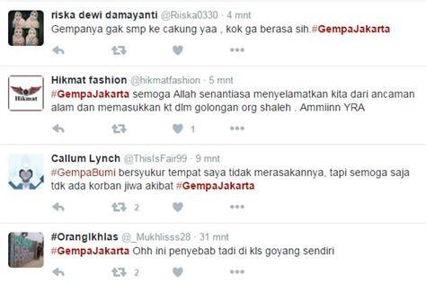 gempa guncang pandeglang gempajakarta jadi trending