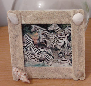 sand-frame