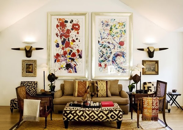Honoring Black History Month Innovative Tips For An African Themed Home