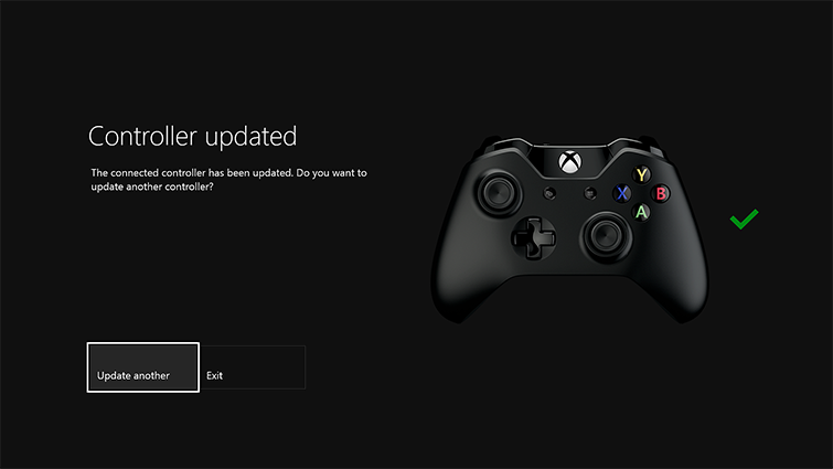 Update Xbox One Controller