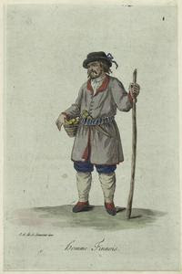 Homme finnois. Digital ID: 826933. New York Public Library