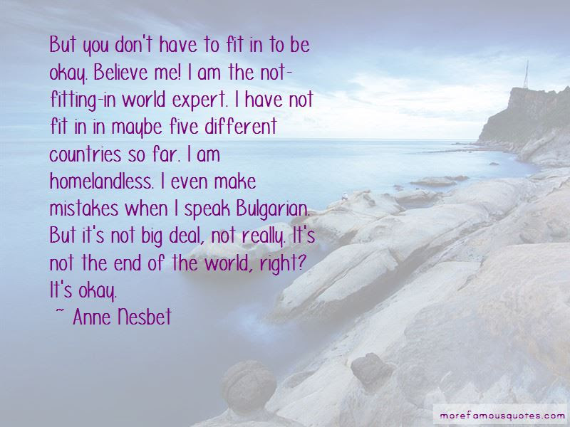 Anne Nesbet Quotes Top 2 Famous Quotes By Anne Nesbet