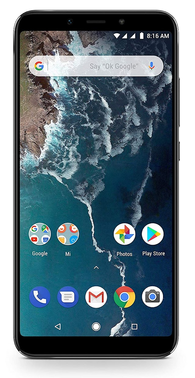 Mi A2 (Black, 6GB RAM, 128GB Storage)- A complete mobile having every specifications