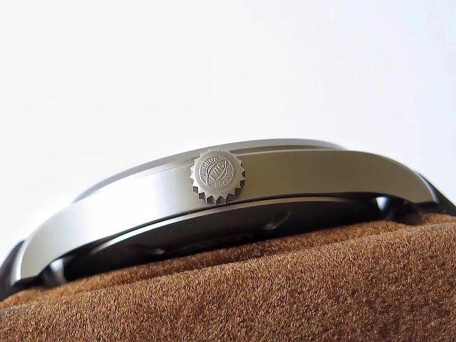 Replica IWC Mark XVIII Crown