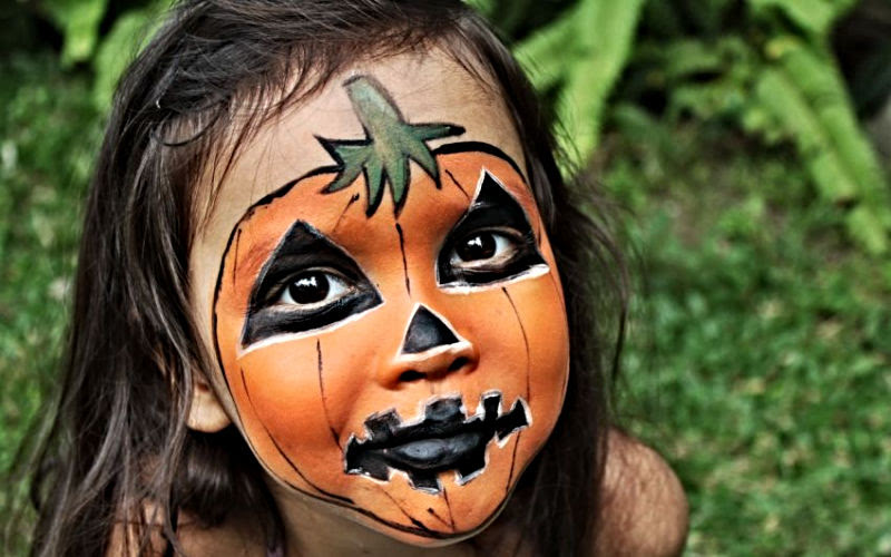 Bali Kids Party Face Painting The Best Childrens Parties In Bali