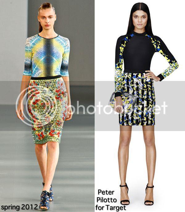 Peter Pilotto Bodycon Skirts