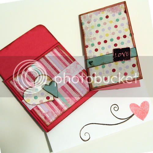 valentine card class