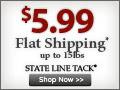 Get $5.99 Flat Economy Shipping - No Minimum!