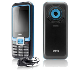 BenQ Introduces C36 Music Phone