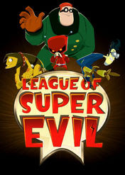 League of Super Evil | filmes-netflix.blogspot.com