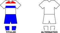 Uniforme Selección Amambay de Fútbol