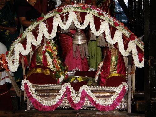 Decorated Pallaki