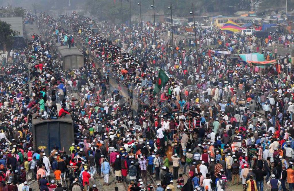 Todos a bordo para Bangladesh - Biswa Ijtema 2014 09