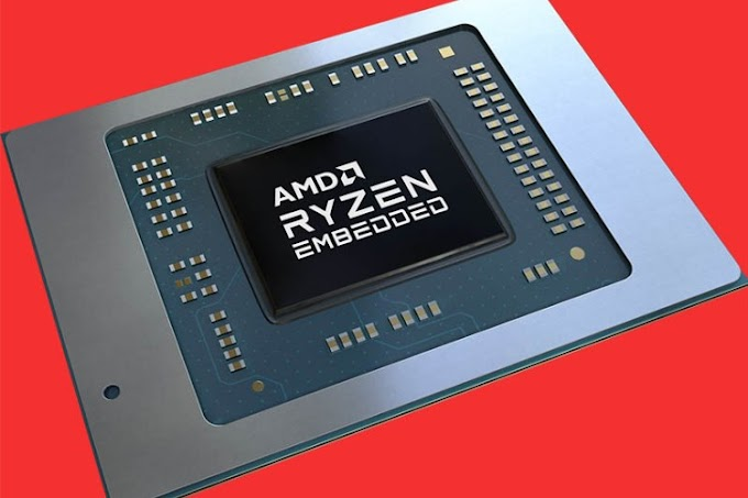 AMD introduced Ryzen Embedded V2000 embedded processors on Zen 2 architecture