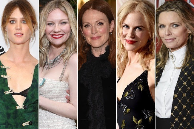 Projected Best Supporting Actress Nominees - Ridiculously ...