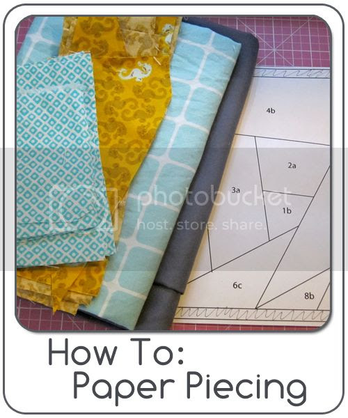 How to Paper Piecing