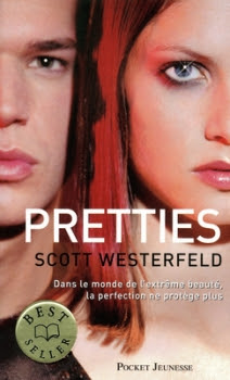 Couverture Uglies, tome 2 : Pretties