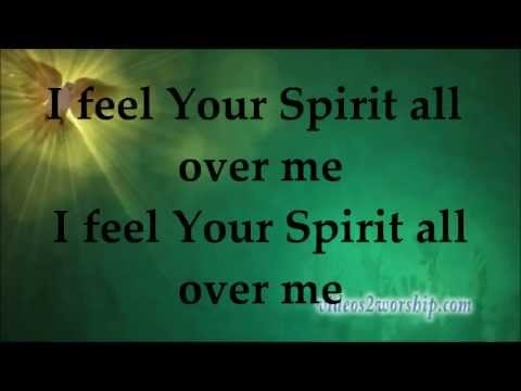 I Feel The Spirit By Hezekiah Walker Lyrics