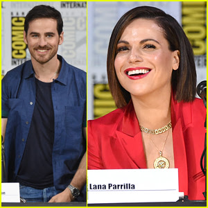 'Once Upon a Time' Cast Debuts Season 7 Trailer at Comic Con - Watch Now!