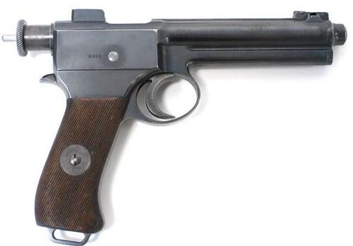 Roth Steyer Model 1907