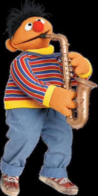 Sesame Street Ernie