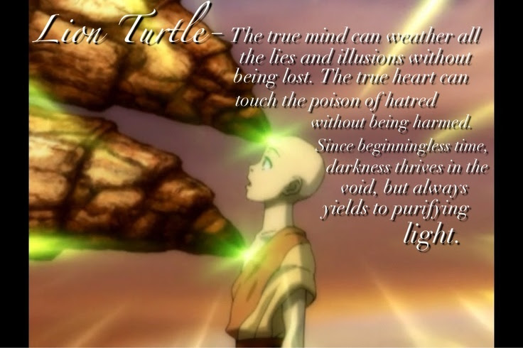 23 Awe Inspiring Quotes From Avatar The Last Airbender J A Merkel
