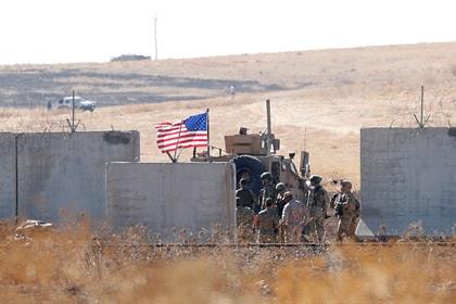 Посольство России заявило о незаконном нахождении войск США в Сирии